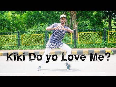 Cover Lagu Drake- In my feeling /KIKI Dance challenge/viral video kiki do you love me? STAFABAND