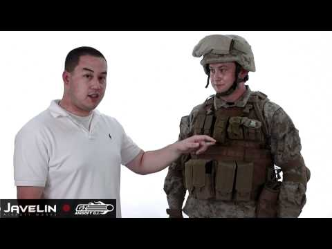 Airsoft GI - Battle Los Angeles Tactical Gear Load Out