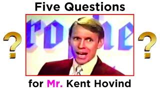 A Challenge For Mr. Kent Hovind