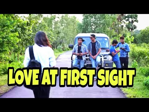 Love at first sight #funny