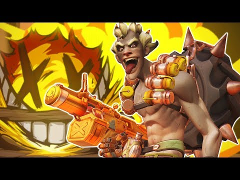 What 7 Years Of Junkrat Experience Looks Like [Overwatch] thumbnail