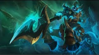 Lol Funny Moments - Hecarim Insane Speed. League of Legends