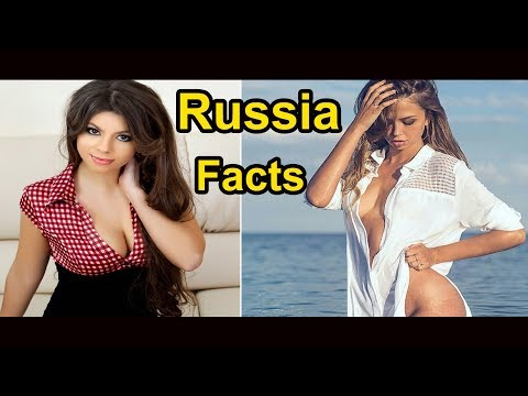 Russia's Interesting Facts