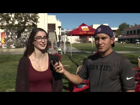 Saddleback College Campus Comments Ep. 1