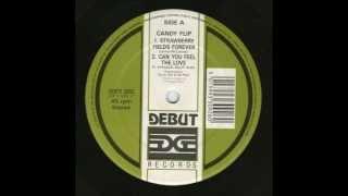 "Candy Flip - Strawberry Fields Forever (12"" Vinyl)"