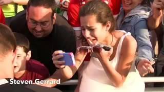 Celebrities Meeting Fans    Johnny Depp , P!nk + more