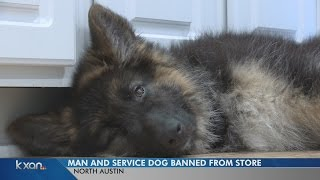Service dog and owner told to leave Whole Foods