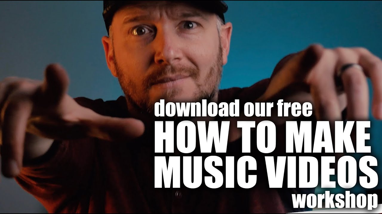 How to make music videos - free deck!
