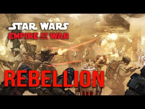 Star Wars - Awakening of the Rebellion S2Ep 3 (Rebel Alliance Supply Line)