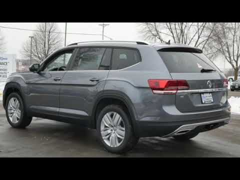 New 2019 Volkswagen Atlas Saint Paul MN Minneapolis, MN #88826 - SOLD