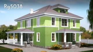 Проекты каркасных домов RuPlans. Топ - 20(, 2016-08-16T15:17:11.000Z)