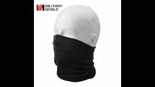 Elastic Neck Hood Cover  Bandana Breathable Half Face Mask UNBOXING ALIEXPRESS