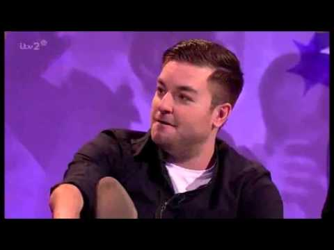 Alex Brooker on Celeb Juice