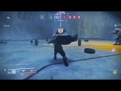 Destiny 2 - Trials of the Hackers - Team started getting DDoS'ed and opponent joins my team - 2