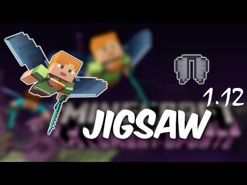 """Jigsaw for 1.12!!! + """"Turtle Client"""" Stealing Ideas/Fame 