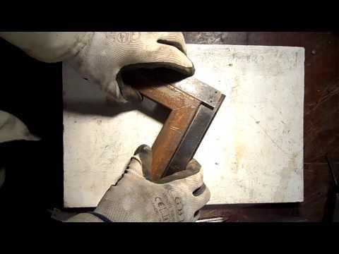 Приспособления для резки трубы под сорок пять градусов