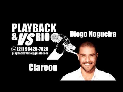 Clareou Karaoke Diogo Nogueira