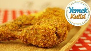 Çıtır Pane Harçlı Tavuk Baget Tarifi