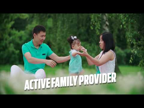 Philam Life's Active Family Provider Product Video