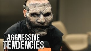 Corey Taylor says Slipknot are not nu metal | Aggressive Tendencies