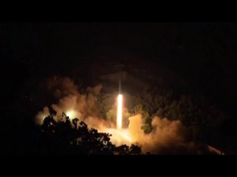 World leaders condemn North Korea missile launch