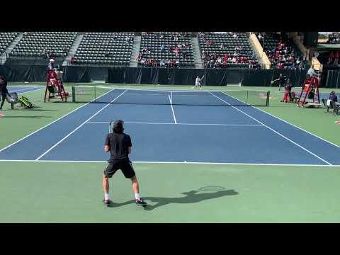 2-24-19 Stanford vs Cal Tennis