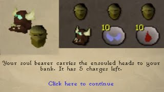 "How to get the Soul Bearer GUIDE - Ensouled Head ""Bag"" - [OSRS] Bare Your Soul Miniquest Guide"