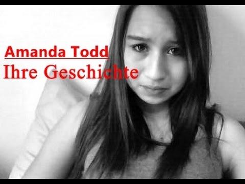 Amanda Todd - ihre Geschichte! WARUM sich die 15 jährige Amanda Todd ...