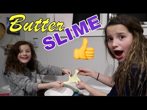 We Finally Made Butter Slime 👍 (WK 320.7) | Bratayley