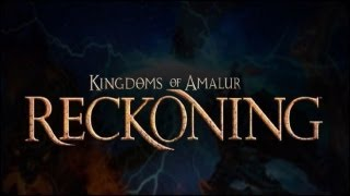 Kingdoms of Amalur Reckoning - Gameplay German PC