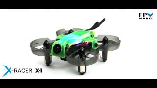 The new X-Racer X-1 from fpvmodel.com! Our pilots like it very much...