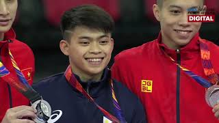SEA Games 2019: Carlos Yulo wins gold! | Gymnastics