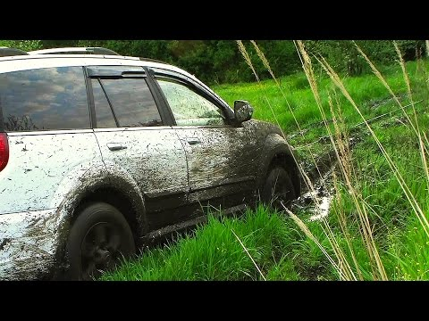 Test SUV Nissan Patrol, UAZ Patriot, Sang Yong, Russian Niva jeep  4х4 - Varighed: 5:23.