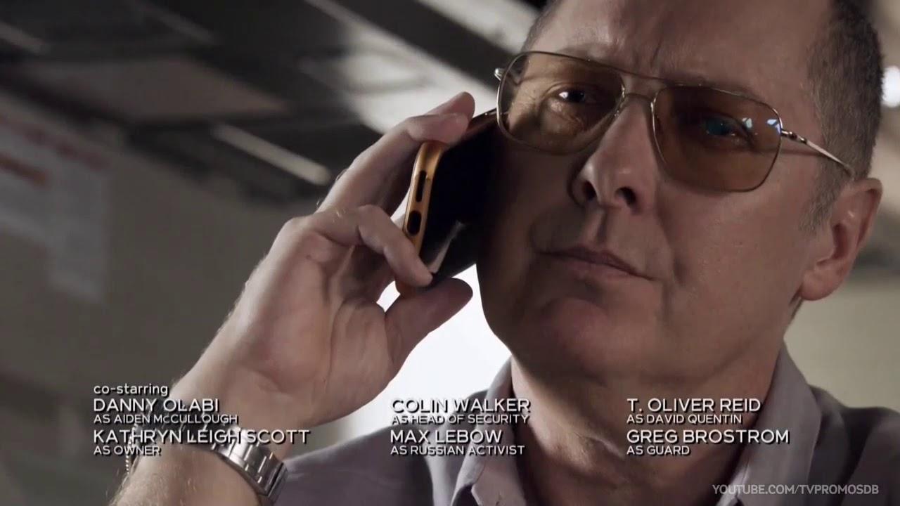 The Blacklist 7x07 Promo HD Season 7 Episode 7