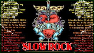 Download 🔊 Aerosmith, Scorpions, Metallica, Bon Jovi, Heart - Best Slow Rock Ballads 80s - 90s 🔊
