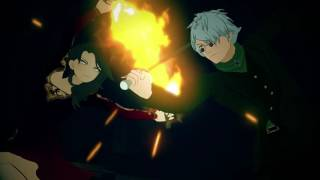 RWBY OST Cinder vs Ozpin Extended