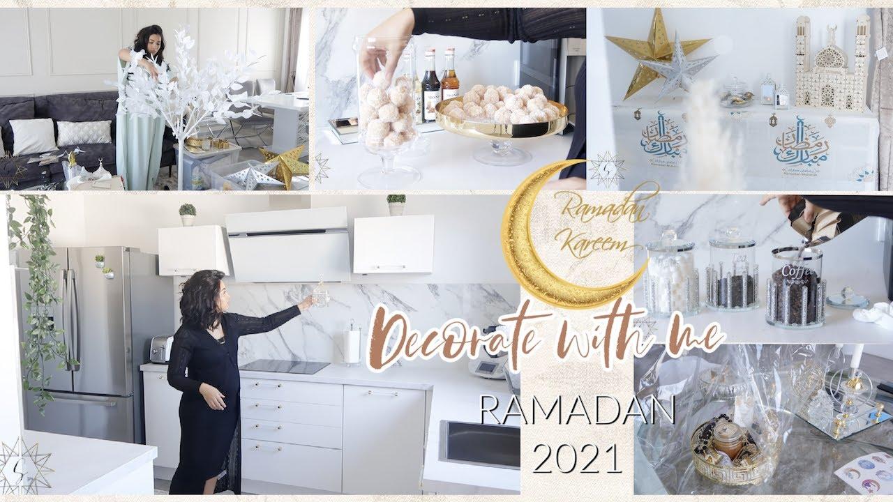 Decorate With Me | Ma déco Ramadan 2021