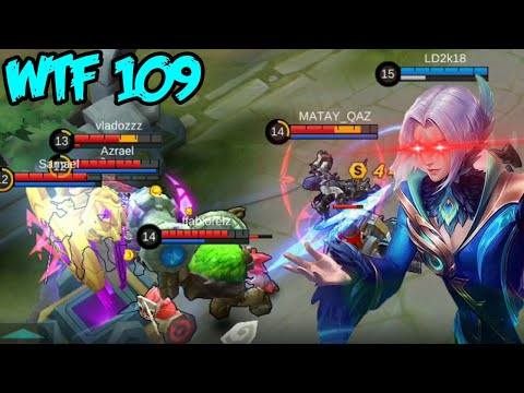 Mobile Legends WTF | Funny Moments 109