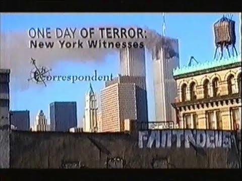 ONE DAY OF TERROR: New York Witnesses Correspondent from the BBC