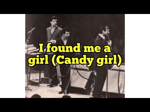 """Candy Girl"" - The Four Seasons - Lyrics"