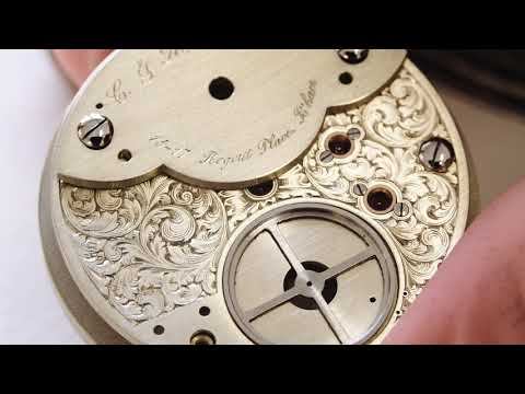 A Visit To Struthers Watchmakers In Birmingham, UK