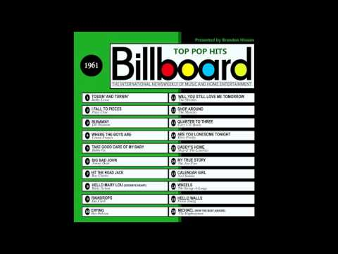 Billboard Top Pop Hits 1961 (2016 Full Album)