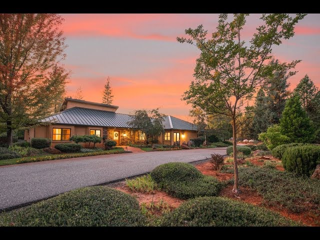 Pristine Equestrian Ranch in Colfax, California | Sotheby's International Realty