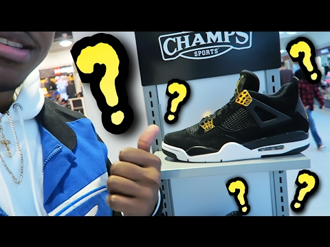 WOULD YOU BUY THESE!? ADIDAS ULTRABOOST ROYALTY 4'S AND MORE! MALL VLOG!
