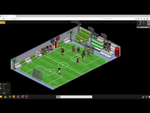 Habbo Soccer Inter Milan vs Torino FC [Calcio A] J.1