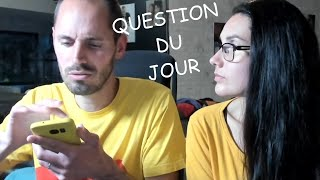 ON A REMIS NOTRE COUPLE EN QUESTION