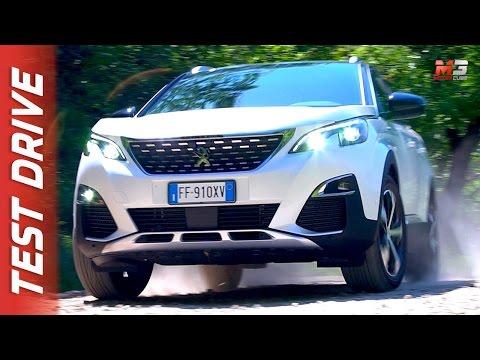 Peugeot 3008 ALLURE 2017 -