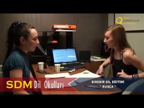 Rusça Kursu Şişli, Rusça Özel Ders Almak İstiyorum