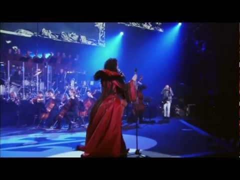Within Temptation - Jillian (I'd Give My Heart) (Black Symphony, Rotterdam, 2008).avi