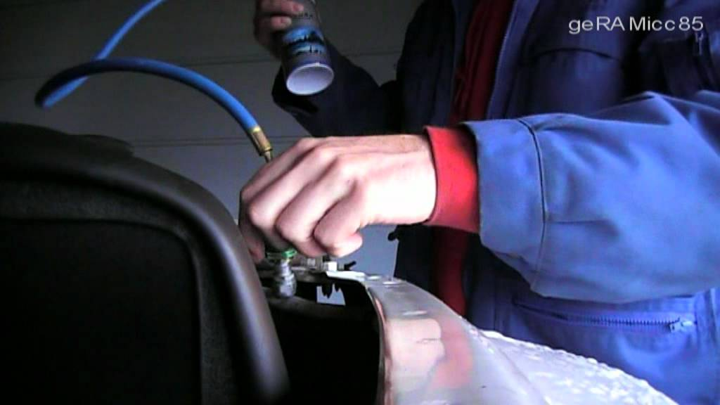 A C Compressor Wiring Diagram How Not To Recharge Car Ac System Air Conditioning
